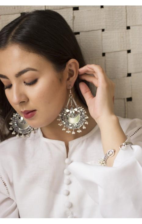 Amber (Earrings)