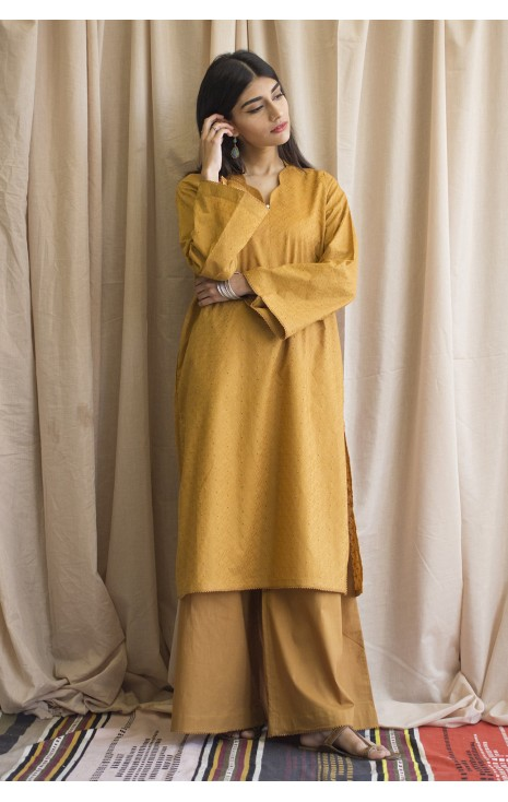 Mustard Chickan Outfit